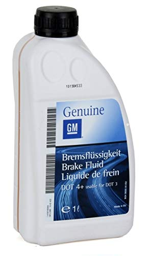 GM OPEL Liquido de Frenos Original Dot 4 Plus - 1 Litro 1942422