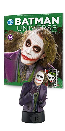 Eaglemoss DC Universe Busts Collection Collection Nº 14 Dark Knight Movie Joker