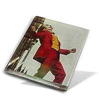 TONIY ジョーカー Joker Stairs ノートカバー ブックカバー 本カバー 文庫本カバー A5 皮革 Puレザー おしゃれ 人気柄 個性 子供 大人 読書 資料 雑貨 収納入れ メモ帳カバー プレゼント 贈り物