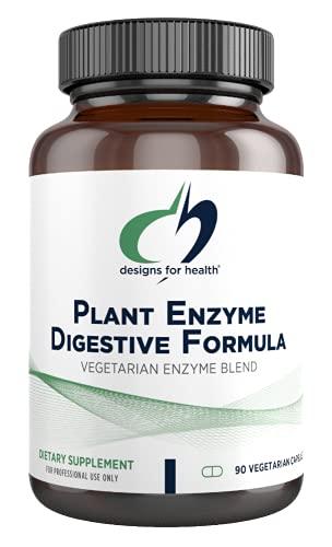 Designs for Health Plant Enzyme Digestive Formula - Vegetarian...
