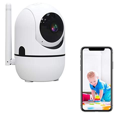 7links IP Camera: WLAN-IP-Überwachungskamera mit Objekt-Tracking & App, HD, 360° (WLAN Cam)