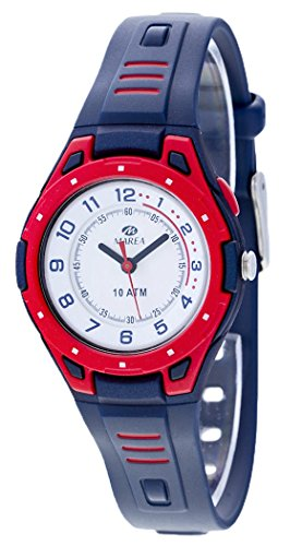 Marea Jungen Analog Uhr mit Silikon Armband B25137/2