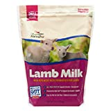 Manna Pro Milk Replacer with Probiotics for Lambs   Provides Complete Nutrition for Healthy Development   3.5lbs