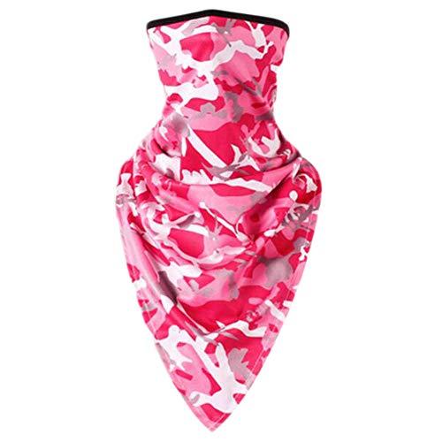 Écran solaire bandanas foulard masque masque de serre-tête extérieur serre-tête serre-tête-A38