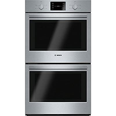 "Bosch HBL5551UC 500 30"" Stainless Steel Electric Double Wall Oven"