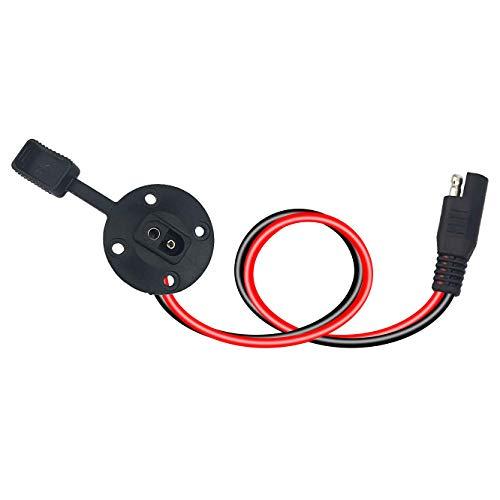kit cavi spina interruttore Keux USB e AUX Kit cablaggio interruttore USB Cablaggio interruttore USB da 100 cm