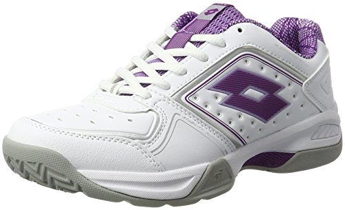 Lotto T-Tour IX 600 W, Zapatillas de Tenis Mujer