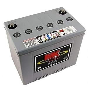 12V 73Ah MK GEL Mobility Scooter & Powerchair Battery