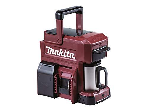Makita DCM501ZAR Máquina de café, rojo