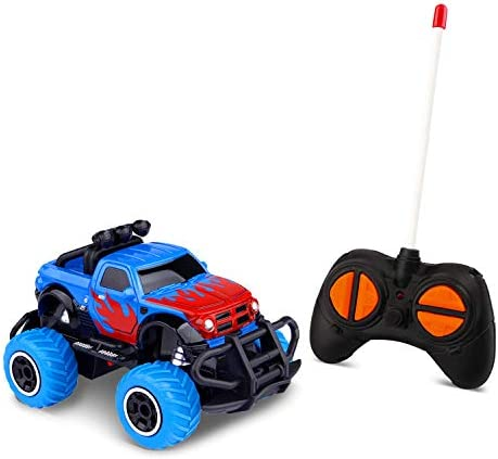 Toddlers Toys for 4 5 Year Old Boys RC Car Remote Control Trucks for 3 4 Year Old Kids Birthday product image