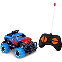 SLHFPX 1/43 Scale RC Car Remote Control Truck (Blue RAM)