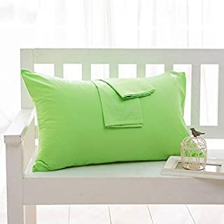 Travel Pillowcase 12X16 500 Thread Count Egyptian Cotton...