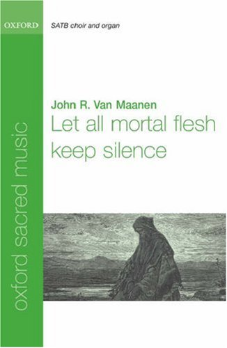 Let all mortal flesh keep silence: Vocal score