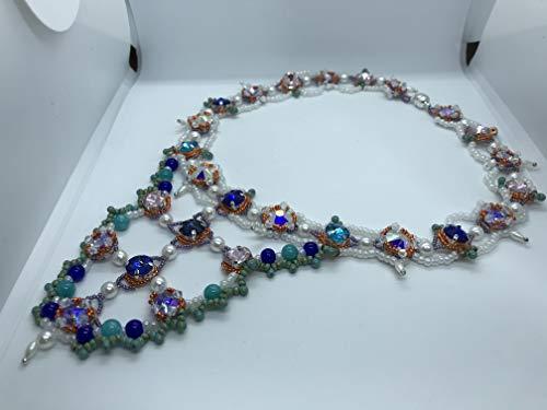Alexandra necklace by Susan Craker