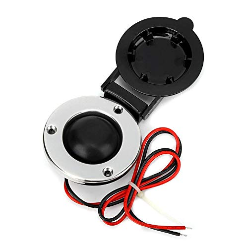 Electric Anchor Winch Switch, Anchor Remote Windlass Wireless Switch Universal Marine Windlass Foot Switch Up and Down Boat Ship Anchor Winch Switches
