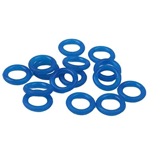 balikha Amortiguador de Interruptor de Teclado 120x para en La Oficina en Casa con Teclado Mecánico - Azul