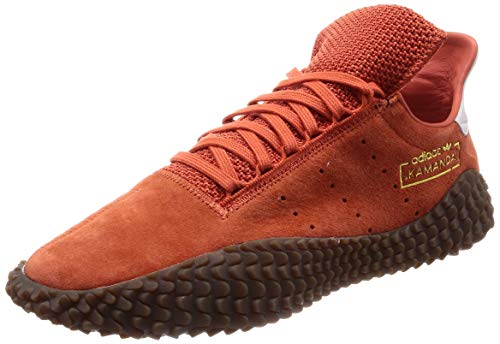 adidas Originals Kamanda 01, Raw Amber-Gold Metallic-Crystal White, 11