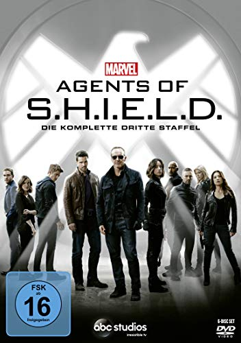 Marvel's Agents of S.H.I.E.L.D. - Die komplette dritte Staffel [6 DVDs]