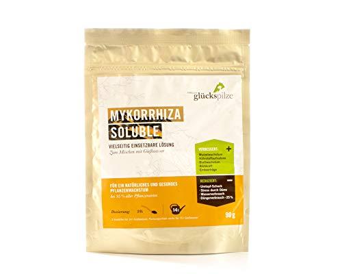 Mykorrhiza   Soluble   90g   Pflanzendünger durch Symbiose   Gemüse, Obstbäume, Kräuter