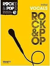 Trinity Rock & Pop Exams: Vocals Initial Grade (Trinity Rock & Pop) (Mixed media product) - Common