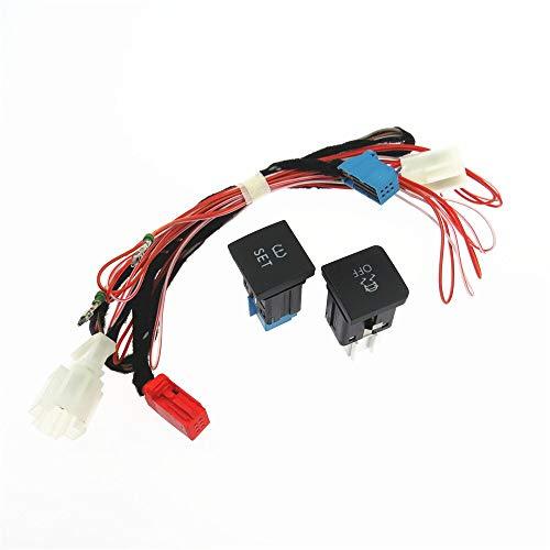 ESP OFF anti deslizamiento SET neumático presión alarma interruptor enchufe pigtail arnés para Golf MK6 Scirocco 56D927121 1KD927117