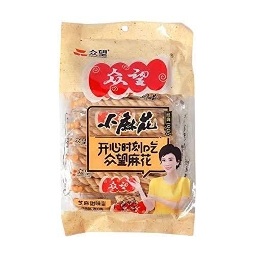 衆望小麻花(甘口中華菓子)200g