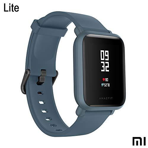 Xiaomi Amazfit Bip Lite SmartWatch Monitor de Actividad Fitness Resistente al Agua...