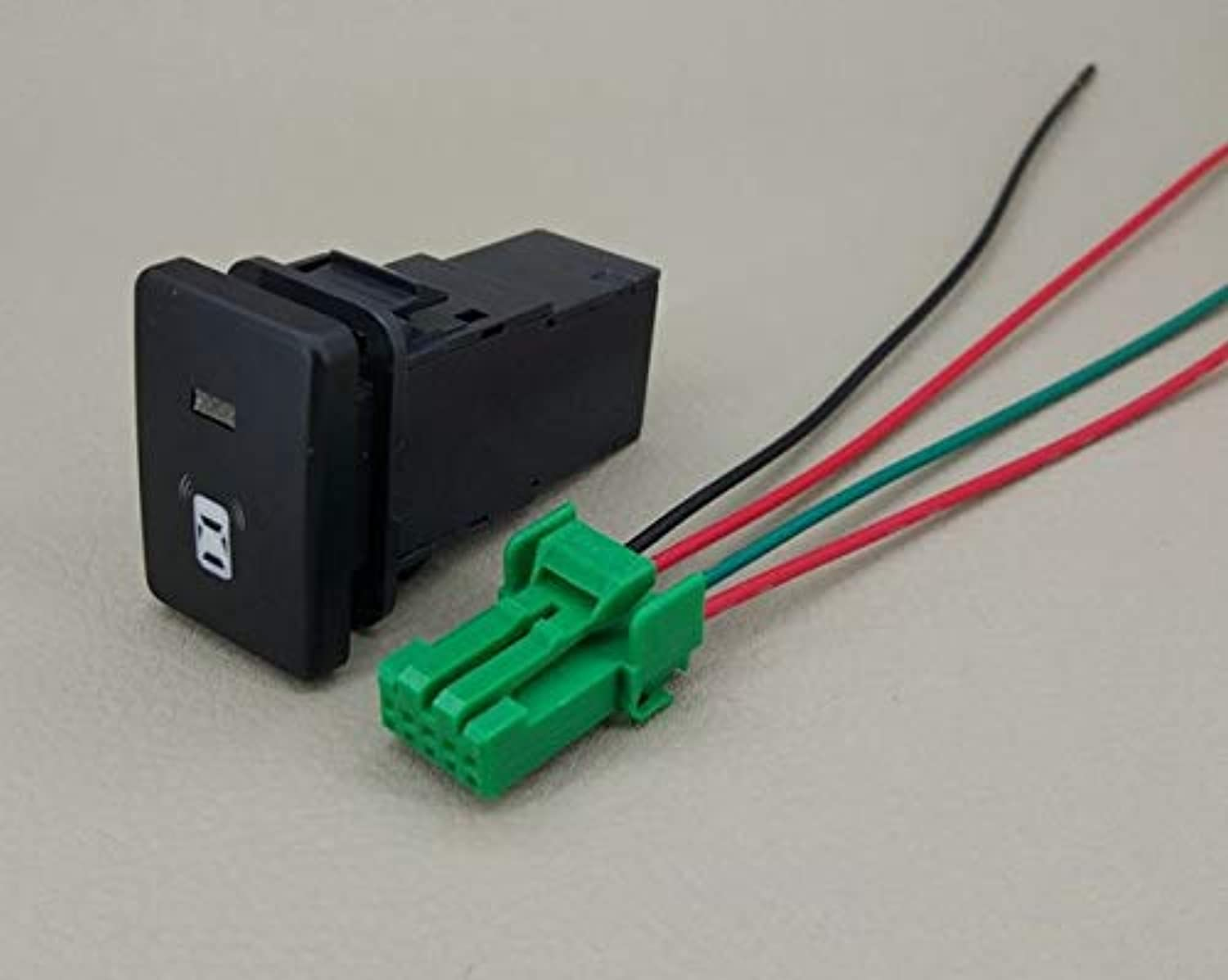 Cocas 4A 12V for Toyota Tundra Spotlight Button & Radar switches & Front Fog Lights switches & DRL Switch & LED Switch