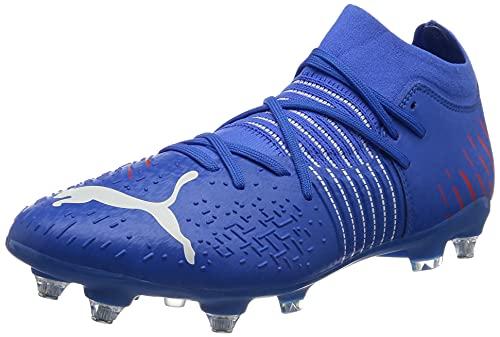 Puma Future Z 3.2 MxSG, Zapatillas de fútbol Hombre, Bluemazing Sunbl, 43 EU