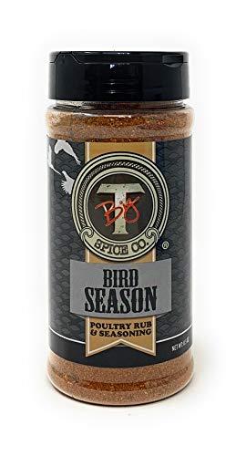 Big T Spice Co. (Bird Season - Poultry Rub and Seasoning)