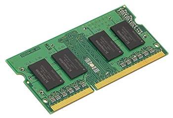 Kingston Technology 8GB 1600MHz DDR3 Non-ECC CL11 SODIMM PC Memory  KVR16S11/8