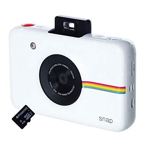 Câmera Digital Instantânea Snap, Polaroid, Branca
