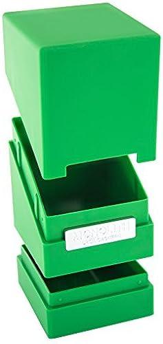 Tienda de moda y compras online. Monolith Deck Case 100+ Standard Standard Standard Talla verde Card Game by Ultimate Guard  tienda en linea