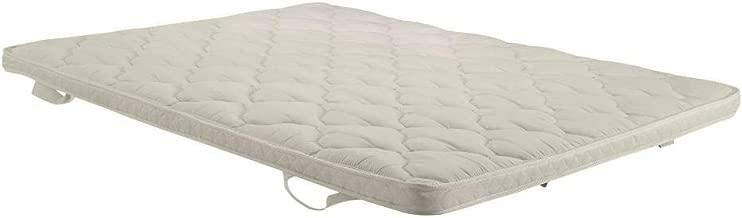 Pillow Top Avulso Herval com elástico, Solteiro 88 x 188 cm