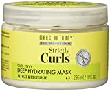 Marc Anthony Strictly Curls Deep Hydrating Mask 10 Ounce Tub, Deep Hydration Treatment for Curly Hair
