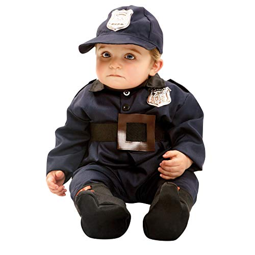 My Other Me – Déguisement de Police pour bébé (viving costumes) 7-12 meses