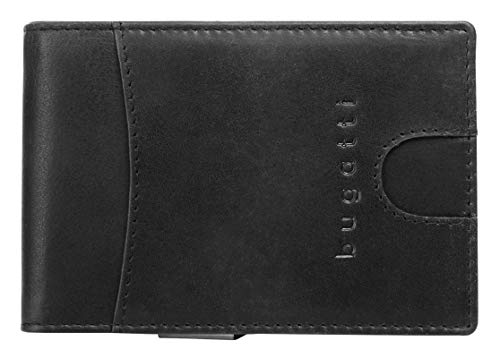 Bugatti Herren Portemonnaie Romano RFID schwarzOne Size
