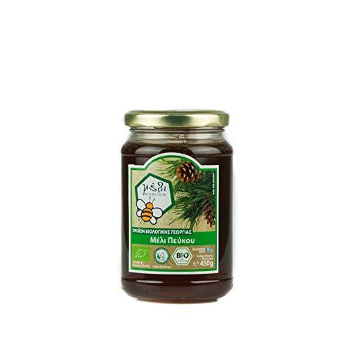Honey Fasilis Bio Miel de Pino  - Griega 450 g
