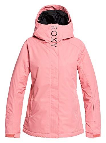 Roxy Damen Schneejacke Galaxy - Schneejacke für Frauen, dusty rose, XL, ERJTJ03270