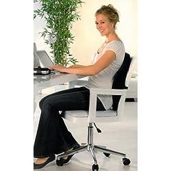Rückenkissen Rückenstützkissen für Bürostuhl Chefsessel Bandscheibenvorfall Rückenleiden