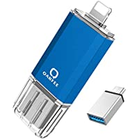 Qarfee Photo Stick 128GB USB 3.0 USB Type-C OTG Flash Drive