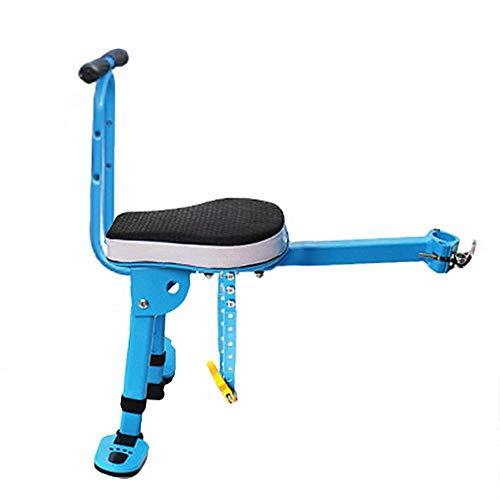 ZXPP Asiento Bicicleta Instalación De Liberación Rápida del Asiento De Seguridad para Niños Delantero De Bicicleta De Montaña Adecuada para Diferentes Modelos Sillín (Color : 2)