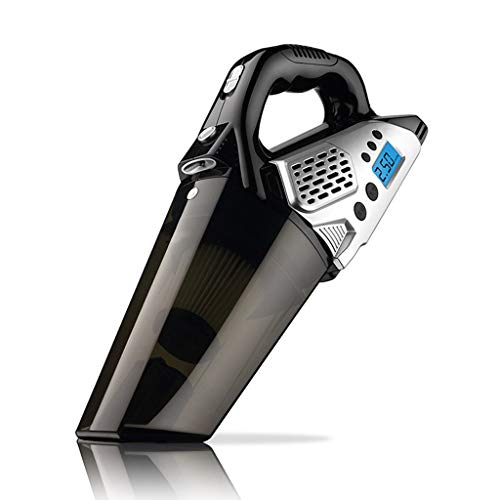 Best Bargain Handheld Vacuums Car Vacuum Cleaner 2500mAH Rechargeable Battery Lightweight Wet Dry Va...