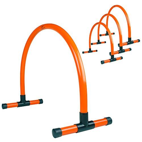 AGORA Indoor/Turf Training Arches (Set of 4)