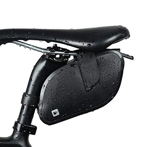 Bolsa Sillin Bici Sillín de bicicleta bolsa impermeable posterior de la bici MTB bolso de la bicicleta Herramientas Cámara de Aire Bolsa de almacenamiento de ciclo del asiento posterior de la cola bol