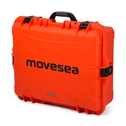 Professionelle Aktentasche für Unterwasserdrohnen FIFISH V6 Orange QYSEA 8500011