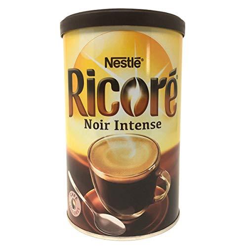 Nestle Ricore l'instant Noir Intense Kaffee mit Extrakten aus der Zichorie Wurzel 240g