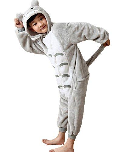 Kigurumi - Pijama de animales de niños para carnaval, Halloween, fiesta de cosplay, unisex