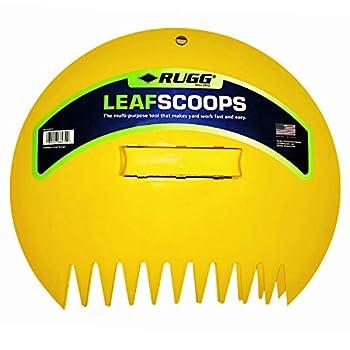 Rugg Original Leaf Scoops  1 Pair
