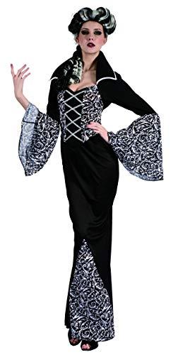 Giocoplast Costume VAMPIRESSA TG. M L Halloween (Taglia M)